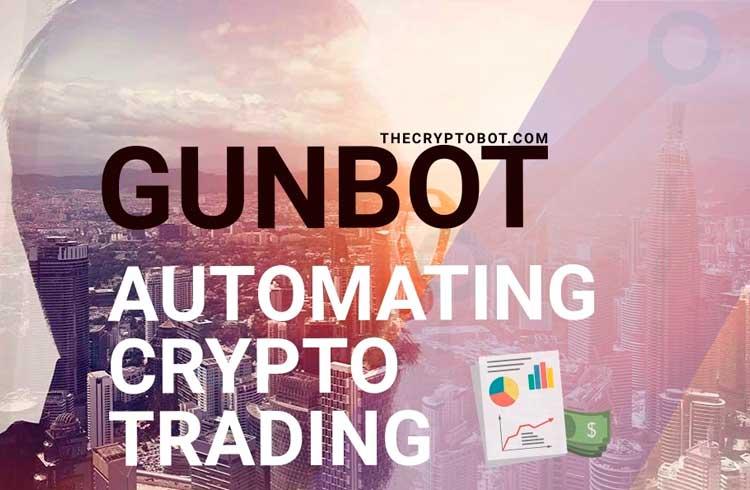 A Ferramente de Tranding automatizada Gunbot é compatível com 14 exchanges e possui 15 estrategias de negociação diferentes