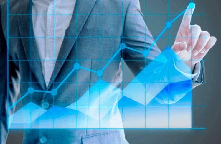 Aumento de investidores institucionais estabelece um novo patamar para o crescimento dos criptoativos