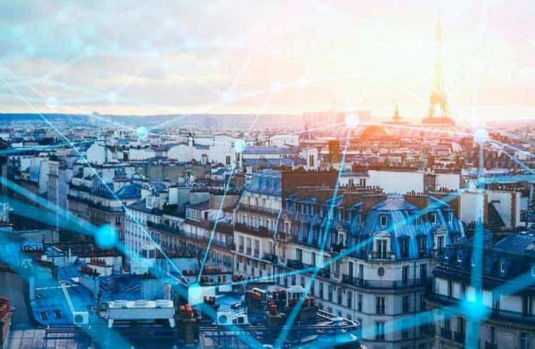 Paris tem primeiro o imóvel vendido por meio da blockchain na Europa