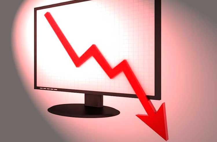 Mais de 50% das criptomoedas estão com preços abaixo do que em 2018, aponta levamento