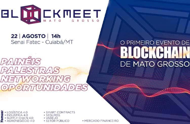 Cuiabá receberá primeiro evento sobre blockchain e criptoeconomia