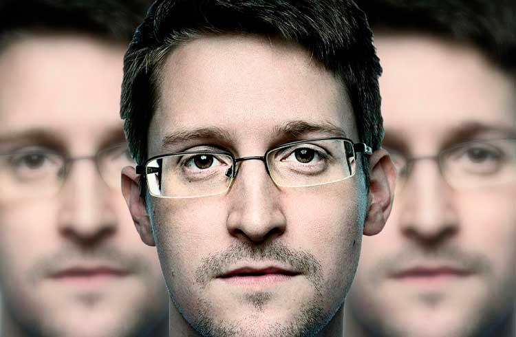Edward Snowden declara ter usado Bitcoin para pagar serviços no vazamento da NSA