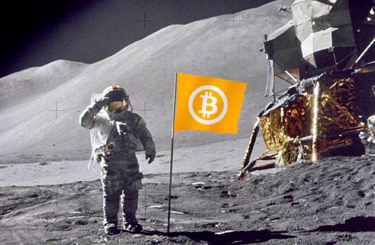 Mercado de criptoativos valoriza conforme o Bitcoin ultrapassa os US$13 mil
