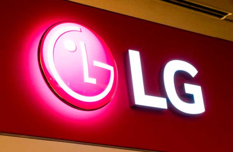 LG publica patente de carteira de criptomoedas para dispositivos móveis