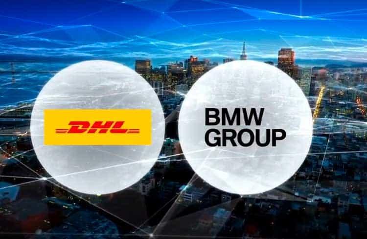 DHL faz parceria com BMW em plataforma blockchain para cadeia de suprimentos