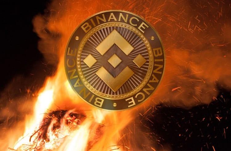 Binance efetua a queima de US$26 milhões em tokens BNB