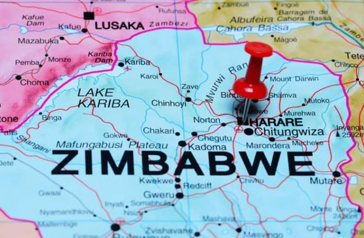 Bitcoin é negociado com ágio de 600% no Zimbábue na plataforma LocalBitcoins