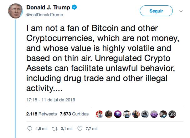 Twitter Donald J. Trump