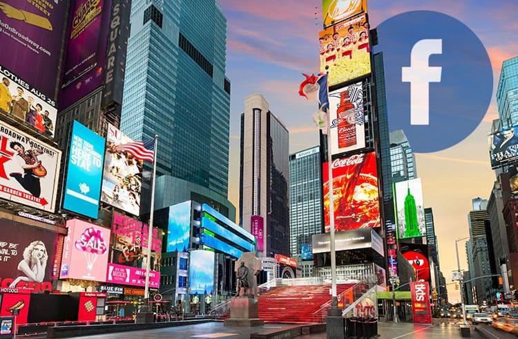 Facebook busca licença para atuar com sua criptomoeda no estado de Nova York
