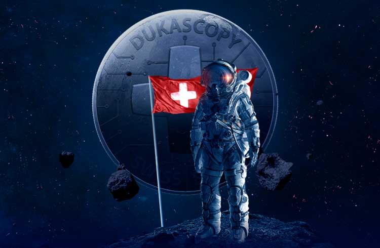 Banco suíço Dukascopy revela programas de recompensas para portadores da criptomoeda DUK