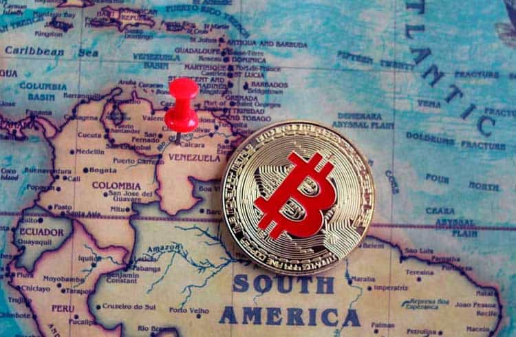 Governo da Venezuela converte taxas fiscais em Bitcoin para evitar sanções dos EUA