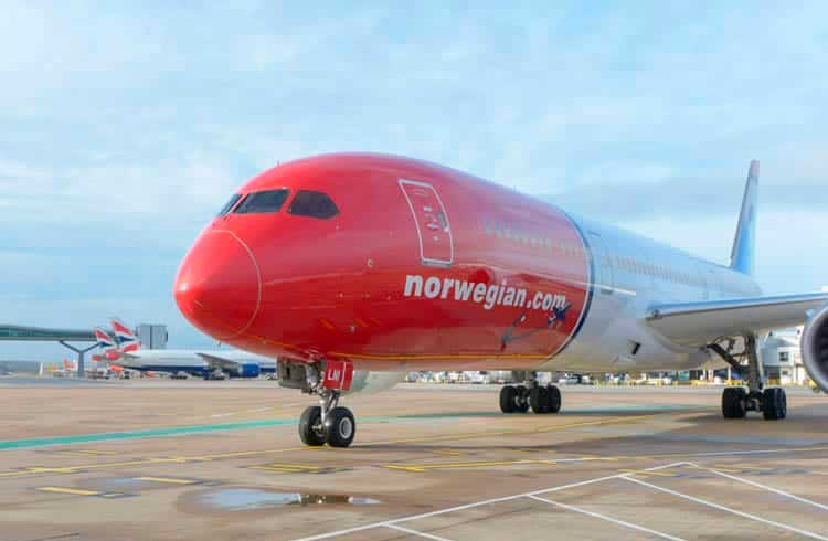 Maior companhia aérea da Escandinávia aceitará Bitcoin como pagamento na compra de passagens