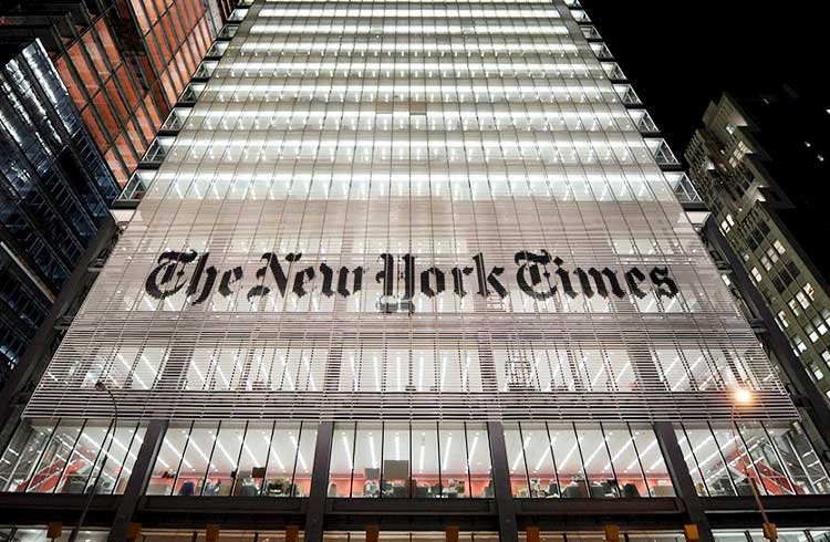 New York Times utilizará blockchain para combater fake news