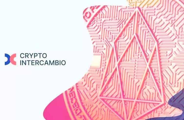 Crypto InterCambio: Nova Criptomoeda Instantânea Serviço de Troca do Chile