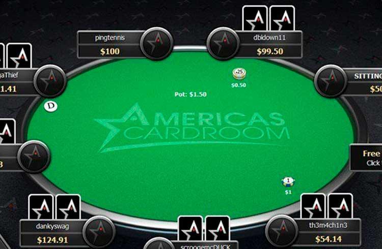 Site de poker Americas Cardroom promete até US$1 milhão em Bitcoin para vencedor