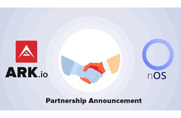 Tecnologia blockchain da ARK é selecionada para potencializar o sistema operacional Virtual nOS