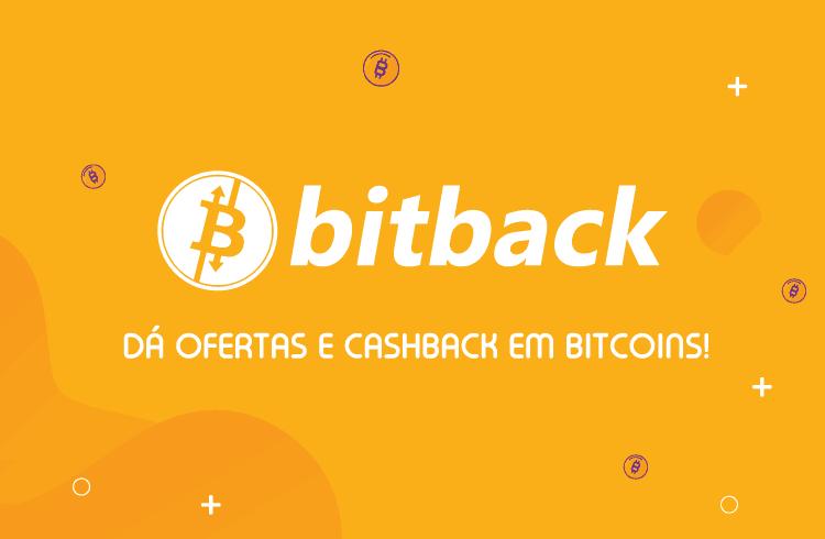 Bitback dá ofertas e cashback em Bitcoins
