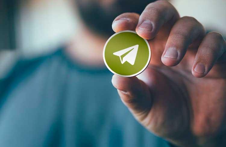 Primeiros investidores da criptomoeda do Telegram lucram até 400% com vendas proibidas