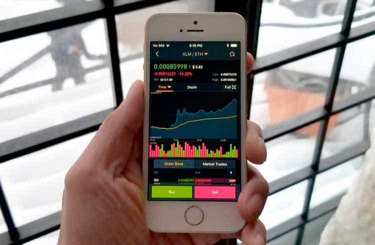 Aplicativo da Binance para iOS volta a ficar disponível na Apple Store