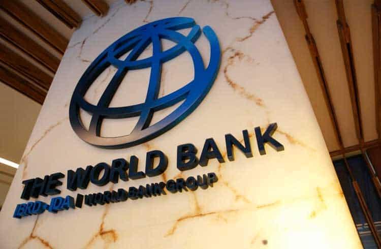 "Banco Mundial anuncia nova venda de ""primeiros títulos completamente gerenciados por blockchain"""