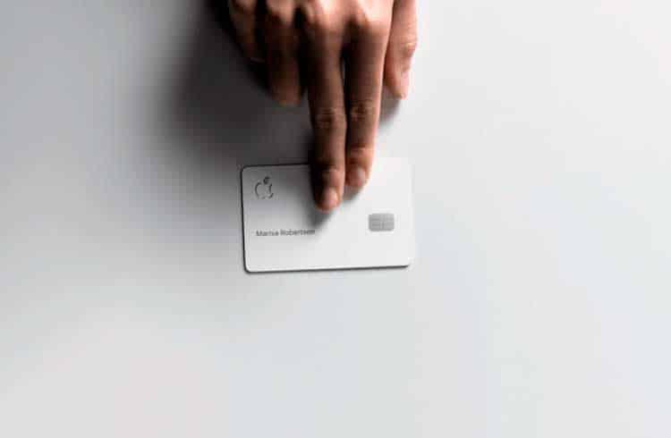 Cartão de crédito da Apple não permitirá compra de criptomoedas