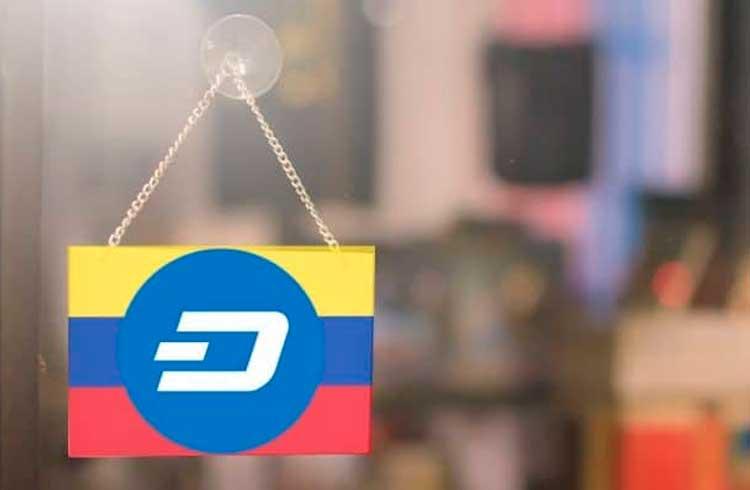 Dados mostram que a Dash é menos utilizada na Venezuela do que o imaginado