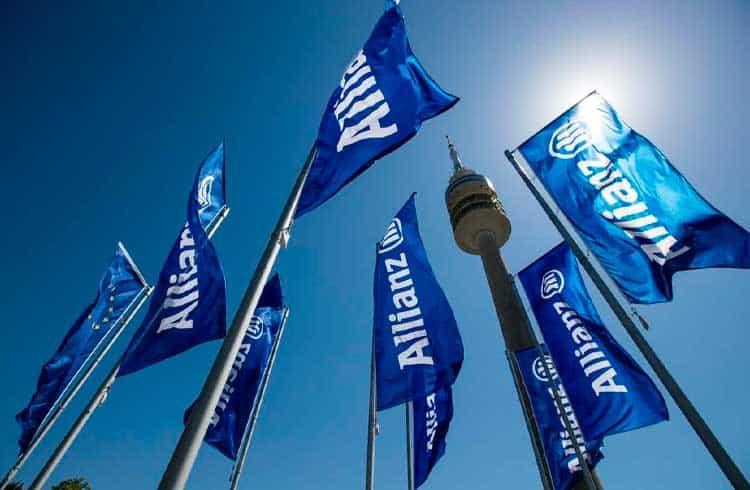 Gigante de seguros Allianz anuncia desenvolvimento de ecossistema baseado em tokens