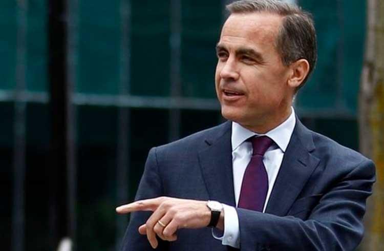 Líder do Banco da Inglaterra diz que a Libra do Facebook pode substituir o dólar como moeda mundial
