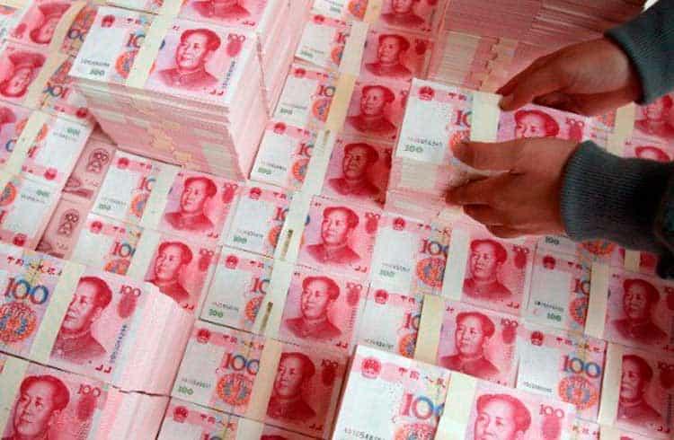 Suposta pirâmide financeira na China já arrecadou mais 201 mil Bitcoins