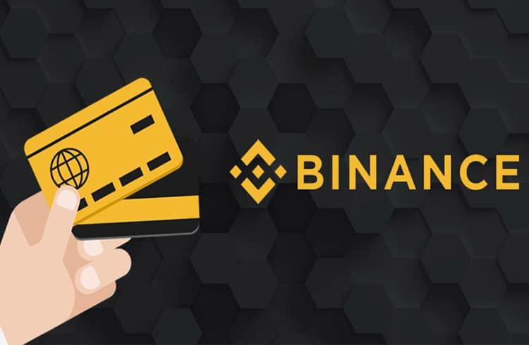 Binance acrescenta opção de compra de criptomoedas com cartões de crédito e débito