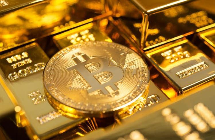 O Bitcoin terá taxa inflacionária menor do que a do ouro em 2021, diz empresa de pesquisa