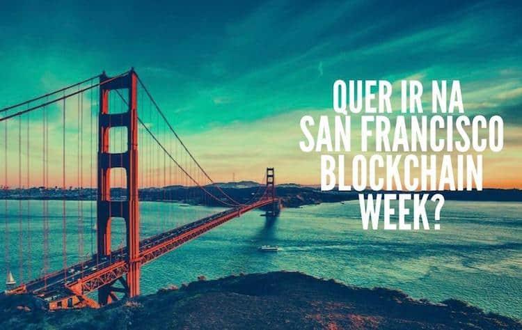 Desafio COS levará Criador para a Blockchain Week em São Francisco