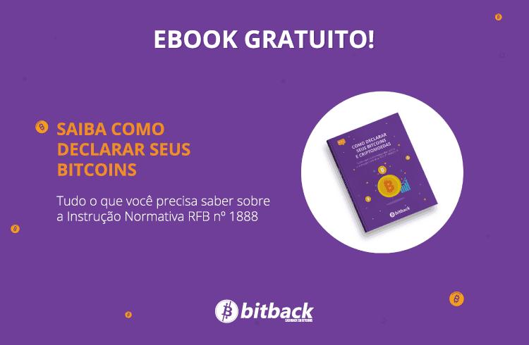 Empresa lança eBook para ajudar investidores a declarar criptoativos no Brasil