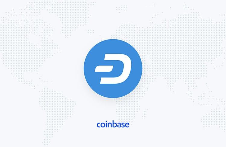 Coinbase adiciona Dash para negociação em sua plataforma