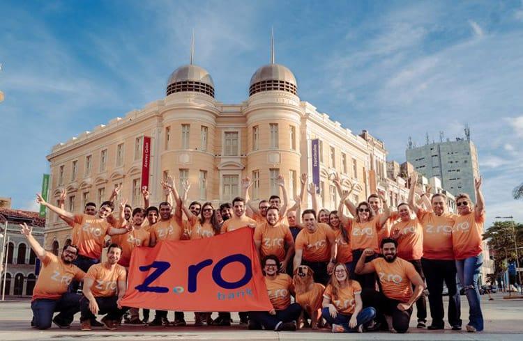 Z.ro Bank é finalista em programa de startups da Visa