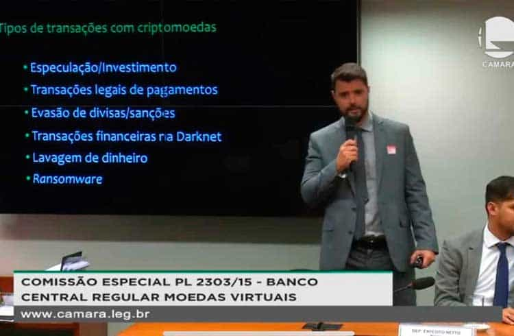 Audiência na Câmara discute regulação do mercado de criptoativos; GBB é convocado mas não comparece