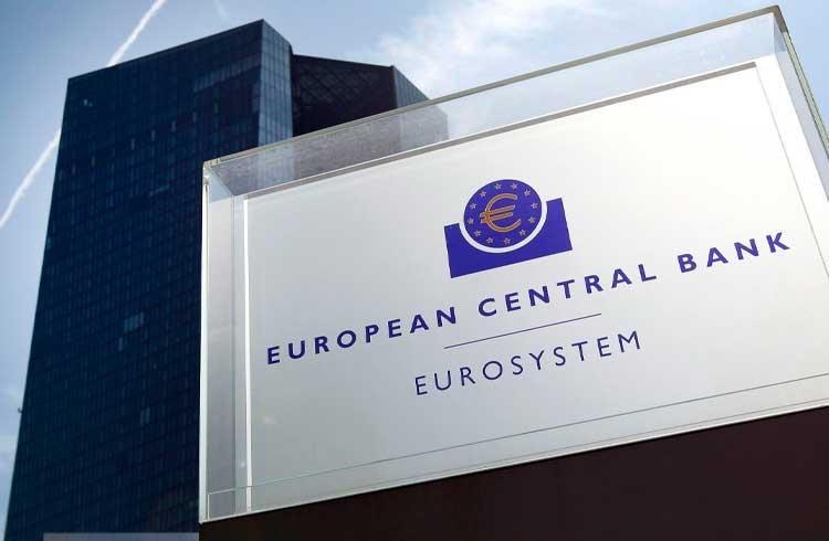 """Banco Central europeu """"indica"""" que é hora de comprar Bitcoin"""