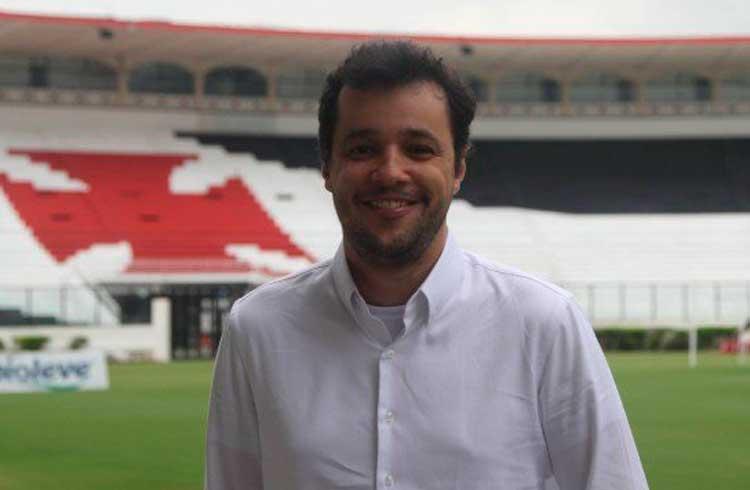 Bruno Maia do Vasco acredita que a blockchain mudará o consumo de esporte no Brasil
