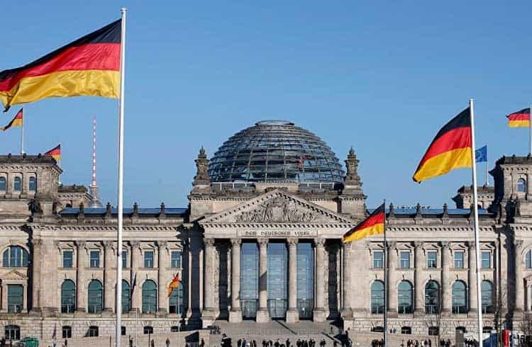 Governo da Alemanha aprova política nacional sobre blockchain e stablecoins