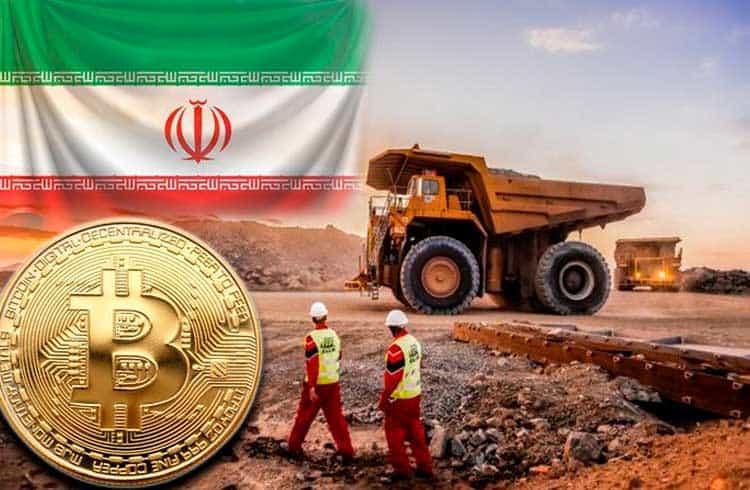 Governo do Irã planeja criar sistema para registro de mineradores de criptomoedas