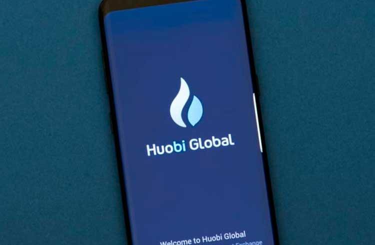 Huobi lanca novo celular com tecnologia blockchain integrada