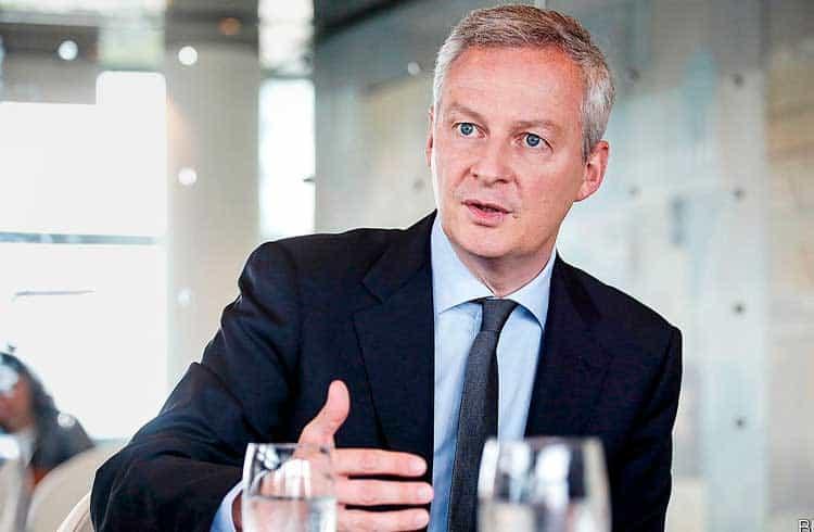 Ministro das finanças da França afirma que país bloqueará o uso da Libra na Europa