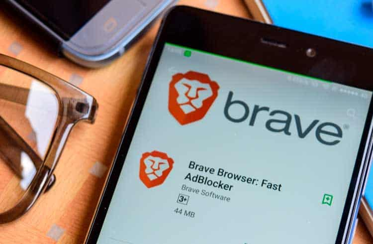 Navegador Brave supera outros navegadores no Japão