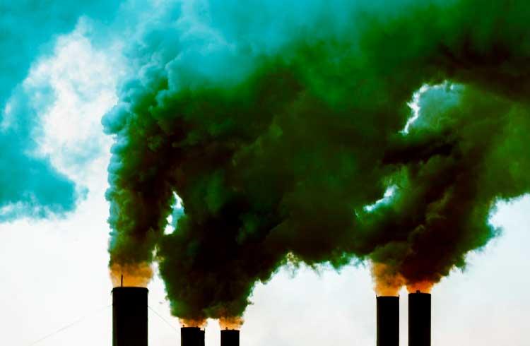 Partido alemão dará criptomoedas para quem remover CO₂ da atmosfera