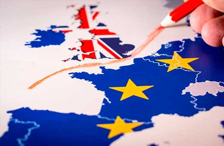 Qual o efeito do Brexit no setor de blockchain do Reino Unido?