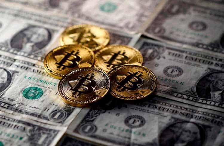 Queda no mercado de ações dos EUA precede queda no preço do Bitcoin; Coincidência ou correlação?
