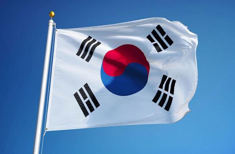 Bancos sul-coreanos juntam-se à iniciativa governamental de identificação em blockchain
