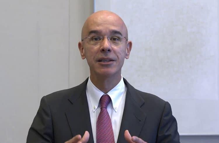 Presidente do Banco Santander