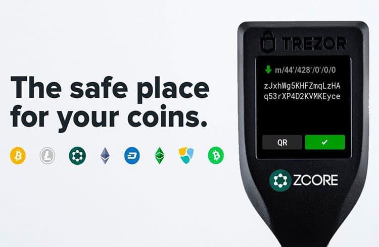 Criptomoeda brasileira ZCore