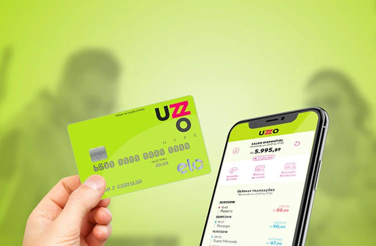 Uzzo lança cartão virtual que permite pagamento com Bitcoin